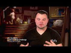 Jim Henson's Creature Shop Challenge: What Lies Beneath (Pilot): The First Challenge -- Brian Henson briefs the designers on their first challenge. -- http://www.tvweb.com/shows/jim-hensons-creature-shop-challenge/season-1/what-lies-beneath-pilot--the-first-challenge