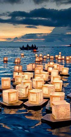 Lanterns Festival - Honolulu, Hawaii