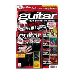 guitar Songbook mit DVD Vol. 2: School of Metal, 9,90 €