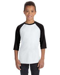 3da192ba669 All Sport Y3229 for Team 365 Youth Baseball T-Shirt