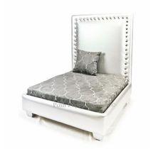 Revati Gold Designer Dog Bed Pet Furniture Fashion