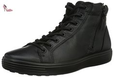 Soft 7, Sneakers Basses Homme, Noir (Black), 46 EUEcco