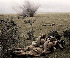 Soviet soldiers - Dnieper battle WW2 20th Army | Flickr - Photo Sharing!