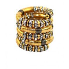 'Thenia' #ring by Sahani