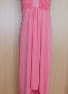Kup mój przedmiot na #vintedpl http://www.vinted.pl/damska-odziez/dlugie-sukienki/9683786-sukienka-dluga-maxi-asymetryczna-rozowa-dzety-next-40-42