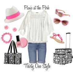 Thirty One Picnic at the Park <3