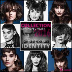 Christophe Gaillet a jeho kolekce účesů Identity pro jaro a léto 2016 je poctou ženám, na kterých obdivuje vztah ke svobodě a spontánnost. Identity, Movies, Movie Posters, Films, Film Poster, Cinema, Movie, Film, Personal Identity
