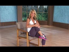 Denise Austin: Lower Body- Office Workout
