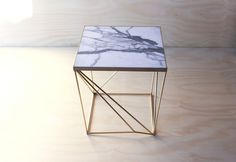 Nocturnalist side table