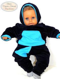 Dres+dziecięcy+bluza+z+kapturem+i+spodnie+w+FROTERS+na+DaWanda.com