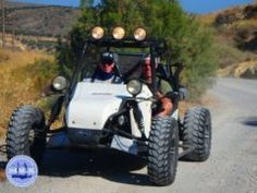 OUTDOOR KRETA - Am Meer, Tractors, Monster Trucks, Racing, Outdoor, Buggy, Aktiv, Winter, Crete Holiday