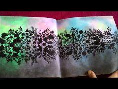SECRET GARDEN | JARDIM SECRETO - Johanna Basford (Finalizado) - YouTube Johanna Basford Secret Garden
