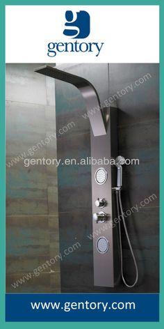 Acs 2014, cupc, ce de nueva alta calidad 304 8k espejo de acero inoxidable& acs, la upc con ducha panel s152-Grifos Baño y Ducha-Identificación del producto:1769246508-spanish.alibaba.com