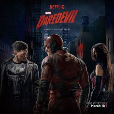 Daredevil, Elektra & The Punisher suit up in new teaser