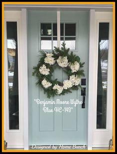 Front Door Different Colour Inside. Who Has The Best Aurora Doors . Home and Family Garage Door Paint, Garage Door Colors, Front Door Paint Colors, Painted Front Doors, Diy Barn Door, Paint Colors For Home, Patio Interior, Best Interior, Interior Design