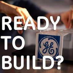 What will you build today? Maker Labs, Design Thinking, Say Hello, Toms, Product Launch, Garages, Building, Posters, Seasons