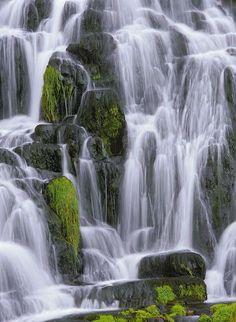 Cascade, Storr, Skye, Scotland
