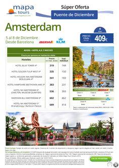 Amsterdam Puente Diciembre desde Barcelona**Precio final desde 409** ultimo minuto - http://zocotours.com/amsterdam-puente-diciembre-desde-barcelonaprecio-final-desde-409-ultimo-minuto/