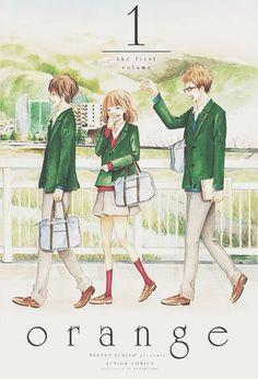 Orange (Takano Ichigo) I love this manga so much! It literally breaks my heart & just....AHHHH
