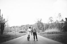 Edgy, offbeat #rocknroll #engagement session in the countryside, complete with #tattoos and an acoustic #guitar! Photography by @Teresa Fuller Bloom Photography   Full post on Dancing Lanterns: http://dancinglanterns.com/rock-n-roll-countryside-engagement-session/