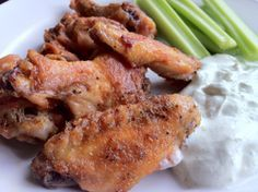 Perfect Paleo Chicken Wings recipe, just in time for game day. Bet you can't eat just one! http://www.primalpal.net/blogdetail/44_paleo_chicken_wings_recipe_with_two_sauce_flavors_perfect_for_game_day#