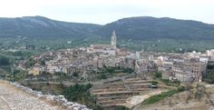 A view of Bocairent.