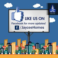 Get more insights about our amazing upcoming projects in the city. 'Like' Jaycee Homes now to make your timeline more interesting - https://www.facebook.com/JayceeHomesLtd