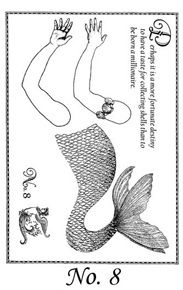She Sells Sea Shells Stamp Set 8http://www.pinterest.com/dona_deam/paper-toys-jointed-dollsart-dolls/