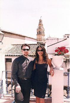 Lorena Bernal y Gregorio Porras
