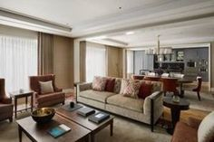 Four Seasons Hotel London at Ten Trinity Square London, England, GB Hotel Reservations, London Hotels, Four Seasons Hotel, Couch, Furniture, Home Decor, Homemade Home Decor, Sofa, Couches