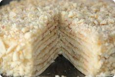 Jednoduchá medová torta: Tento recept mi poradila moja svokra, ktorá ho pripravuje už 20 rokov … | Báječné Ženy