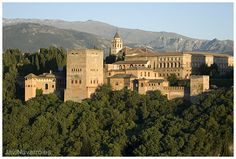 La Alhambra Granada - visited a number of times, most recently Oct 2012