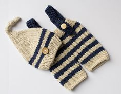$35 ships in 3 days. Baby Pixie Hat and Pants Suspenders Elf Hat  by SweetBabyJamesShop