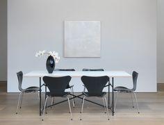 Bildergebnis für HEIMO ZOBERNIG Conference Room, Table, Furniture, Home Decor, Meeting Rooms, Interior Design, Home Interior Design, Desk, Tabletop