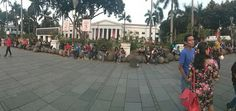 "Kota Tua in Jakarta's History ""The Old Town"""