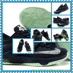 hot sale online 96ada 5d600 KDVII-012 Navy Nike KD VII. New Basketball ShoesKobe ...