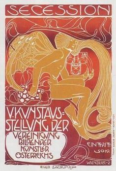 Affiche de Moser Koloman