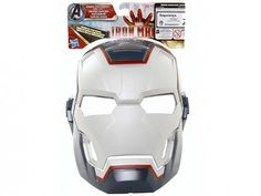 Máscara Básica Iron Men 3 - Hasbro com as melhores condições você encontra no Magazine Fullnil. Confira!