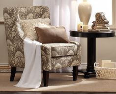 Accent Chairs-Jackie Accent Chair-Lets you have durability and style