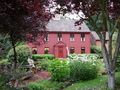 Colonial Home in a beautiful setting