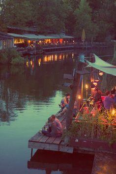 Berlin, Club der Visionäre / Einer der schönsten der Stadt.