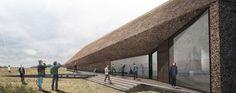 Dorte Mandrup Designs Wadden Sea Center for Denmark Largest National Park