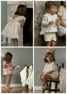 white look :D Toddler Girl Outfits, Toddler Fashion, Kids Outfits, Kids Fashion, Cute Little Girls, Little Girl Dresses, Flower Girl Dresses, Wedding With Kids, Petite Dresses