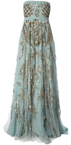 Amen Sequin Dress from farfetch. Saved to For my frugal wardrobe. Shop more products from farfetch on Wanelo. Lovely Dresses, Beautiful Gowns, Elegant Dresses, Beautiful Outfits, Green Evening Gowns, Evening Dresses, Green Sequin Dress, Green Gown, Sequin Gown