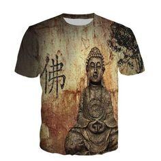 New Fashion pour femme//homme surnaturel Graphique Drôle d/'impression 3D Casual T-Shirt