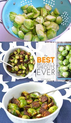 The MOST Mouth-Watering Brussels Sprouts