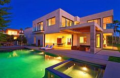 Malibu dream home nestled on the bluffs Los angeles Real Estate
