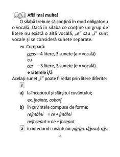 Romanian Language, School, Literatura