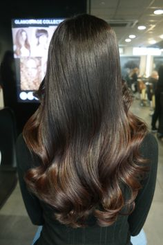 Soft Balayage, Balayage Brunette, Brunette Hair, Loose Curls Hairstyles, Top Stylist, Longer Hair, Thick Hair, Brunettes, Hair Care
