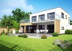 Haus Mit Dachterrasse Bauen die 25 besten bilder von häuser mit dachterrasse | houses, new